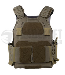 Templar's Gear CPC-suojaliivit, Low Profile, Ranger Green (Crusader Plate Carrier)